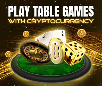 AN OVERVIEW OF THE TABLE GAMES ON VIPCOIN CASINO – Part I