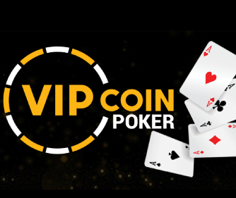 Poker tables and tournaments on VIPCoin Casino