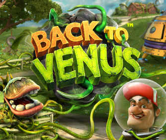 Back to Venus – a new BetSoft Slot!